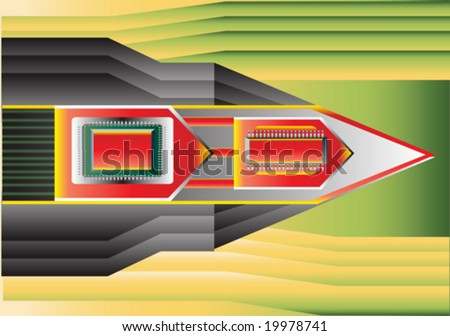 Geometric Chipset Background