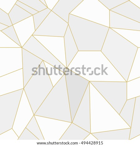 geometric crystal background