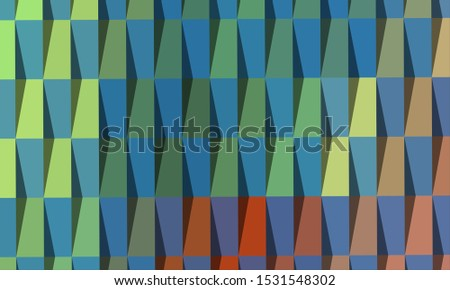 Geometric design. Vector background. Colorful gradient mosaic background. Mosaic, color background. Mosaic texture. EPS 10