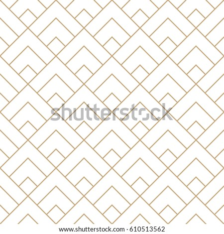 geometric diamond tile minimal
