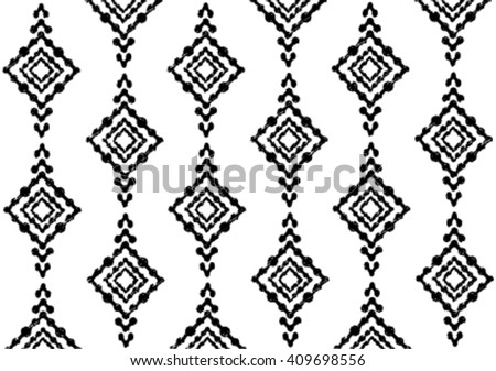 Vector Images Illustrations And Cliparts Geometric Ethnic Pattern