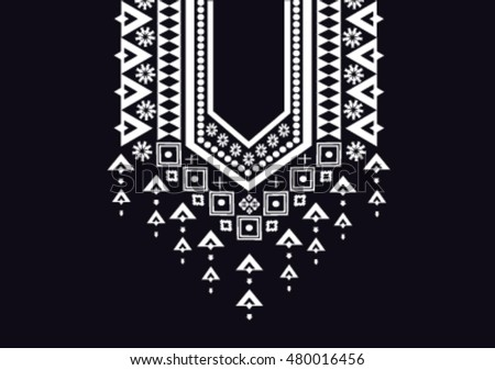 Geometric Tribal Pattern Download Free Vector Art Stock Graphics