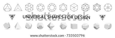 geometric figures archimedes'