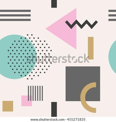 geometric figures seamless