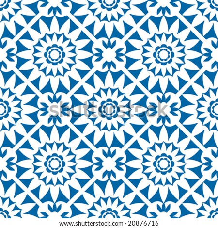Tribal Flower Pattern Doodle | Doodler Blog