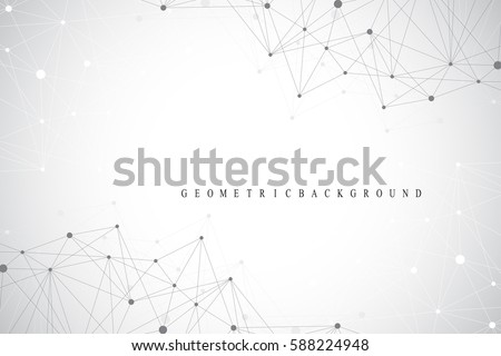 stock-vector-geometric-graphic-background-molecule-and-communication-big-data-complex-with-compounds-lines
