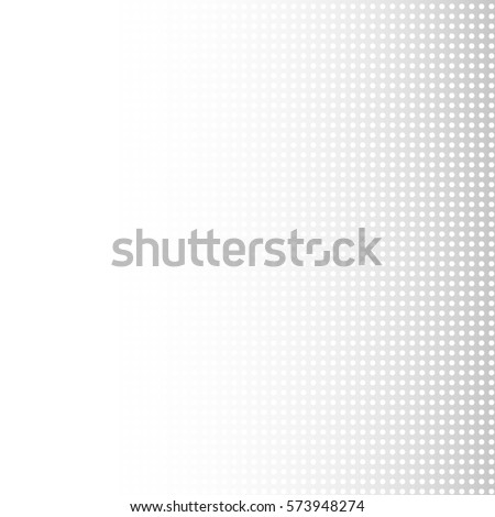 geometric gray white background
