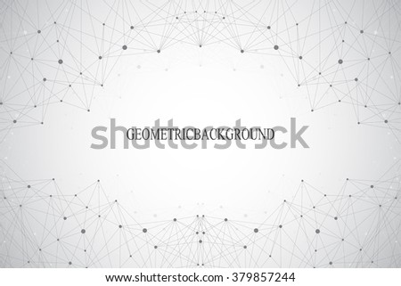 geometric grey background