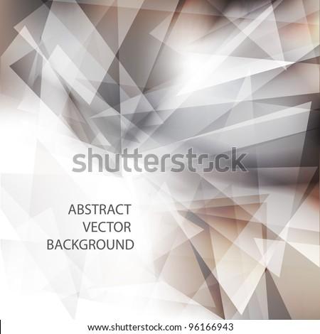 geometric grey background