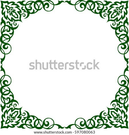 Vector Images, Illustrations and Cliparts: Geometric Islamic ...