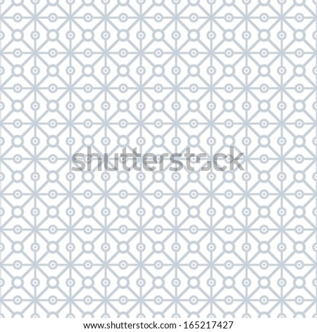 Geometric pattern, seamless background. Vector illustration.