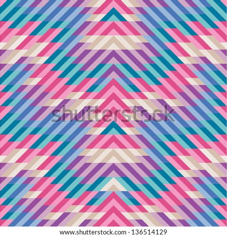 Geometric Seamless Pattern 74