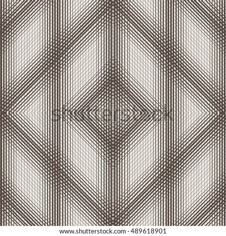geometric seamless pattern the