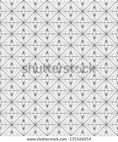 geometric seamless pattern vector background