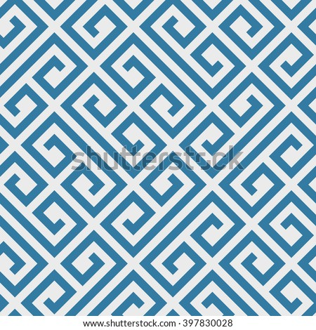 Geometric seamless pattern. Vector illustration