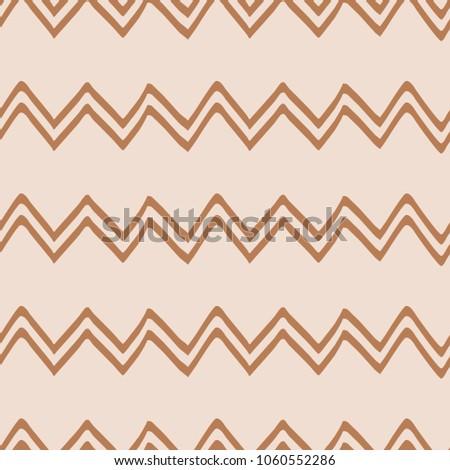 geometric seamless zigzag
