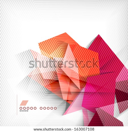 geometric shapes abstract