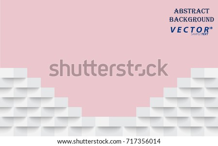 geometric texture on background