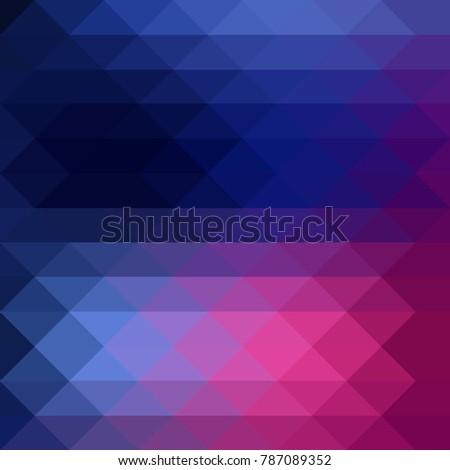 geometric vector pattern dark