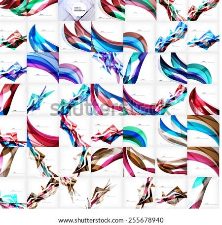 geometric wave abstract