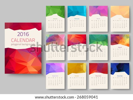 stock-vector-geometrical-calendar-of-vector-illustration