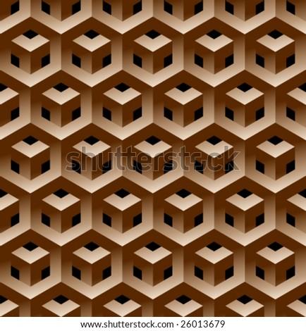 Geometrical seamless pattern. (See more seamless pattern in my portfolio).