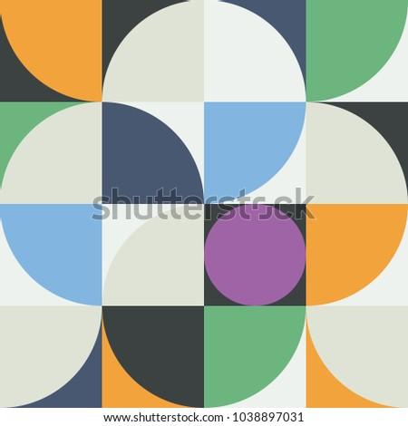 geometry minimalistic artwork