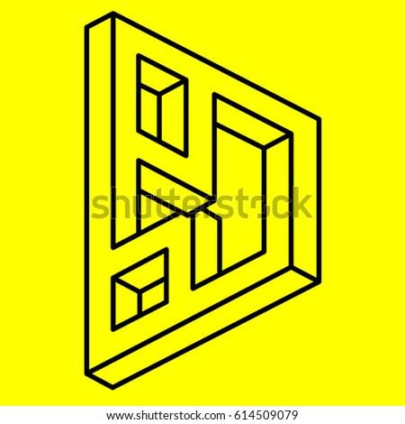 geometry optical illusion