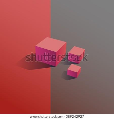 geometry vector illustration