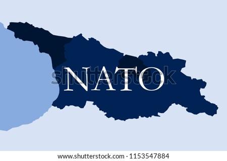 georgia as member of nato