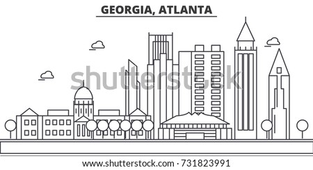 georgia  atlanta architecture