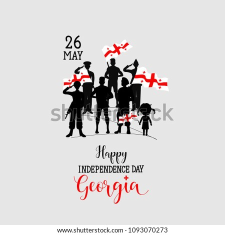 georgia independence day 26th