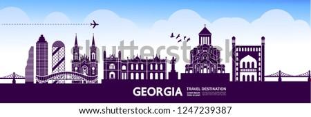 georgia travel destination