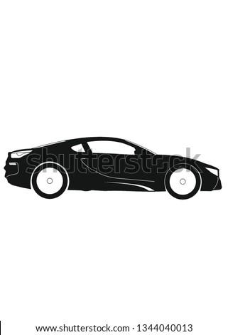 german electric sportscar bmw i8
