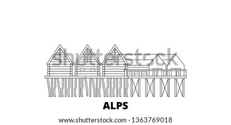 germany  alps  prehistoric pile