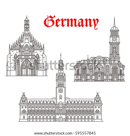 germany architecture and german