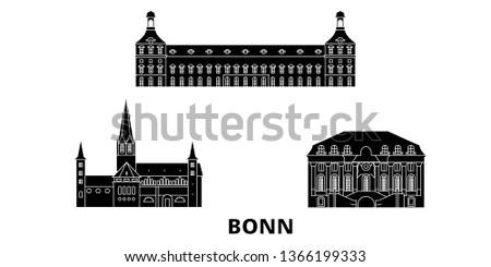 germany  bonn flat travel