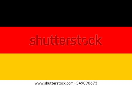 germany flag  official colors