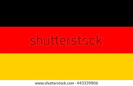 germany flag vector national