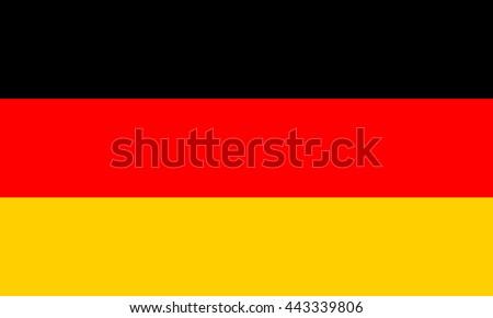 germany flag vector national