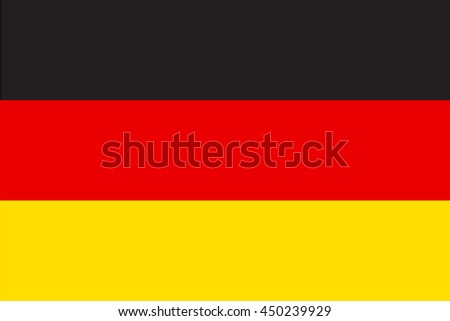germany flag vetor.   Photo stock ©
