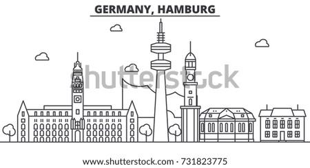 germany  hamburg architecture