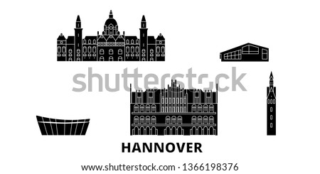 germany  hannover flat travel