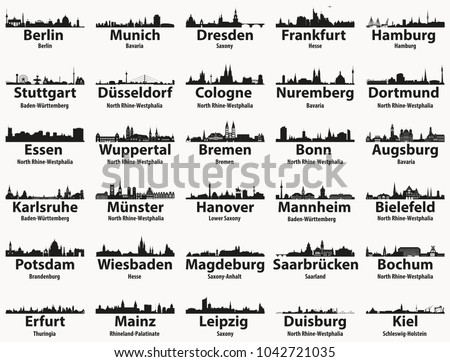 germany largest cities skylines
