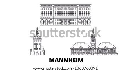 germany  mannheim line travel