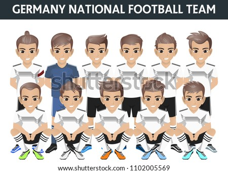 Iceland World Cup Soccer Players - Download Free Vector Art 4801afc7b