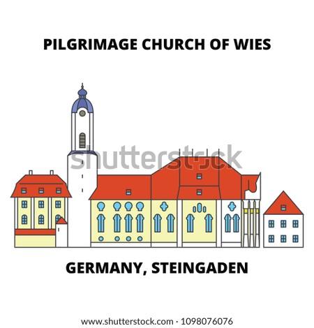 germany  steingaden  pilgrimage