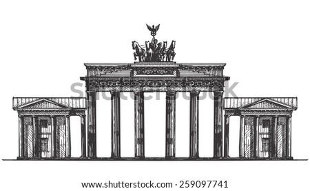 germany vector logo design