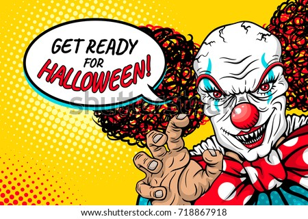 get ready for halloween  evil