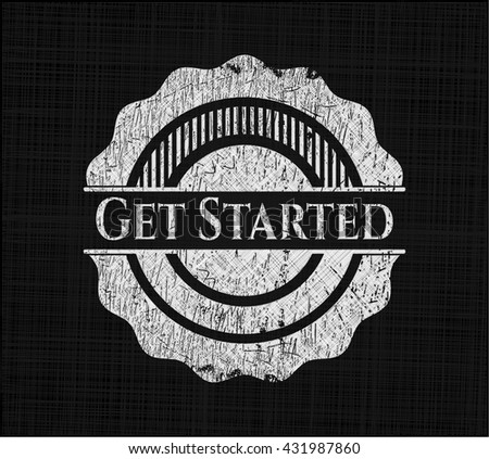 Get Started on blackboard